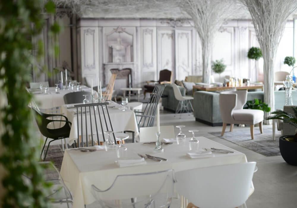 SOHO Restaurace - Garden